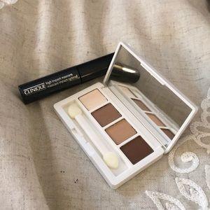 Eyeshadow/ mascara set